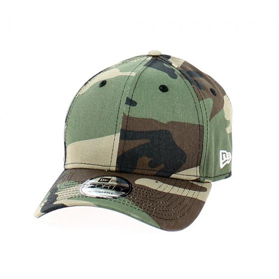 Casquette Baseball Basic 9Forty Camouflage - New Era