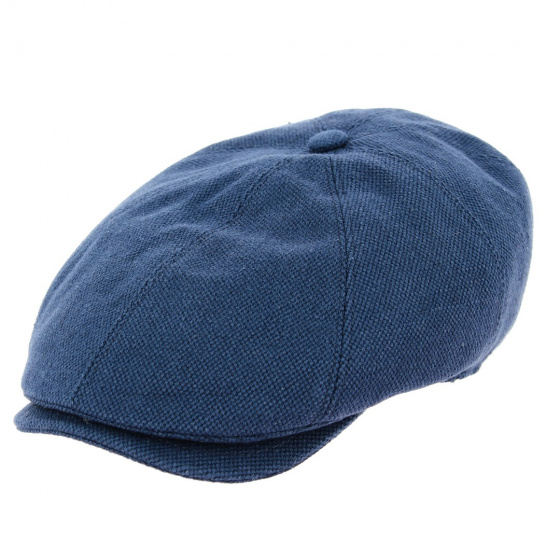 copy of Casquette Baseball Jeans Coton Bleu- le Chapoté Paris