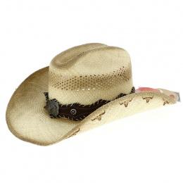 copy of Chapeau Cowboy Kennecott Paille Papier - Traclet