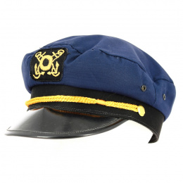 copy of Comodore Cap Navy- Traclet