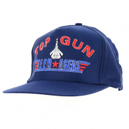 Casquette Snapback Top Gun Coton - Traclet