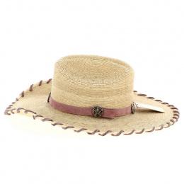 copy of Chapeau Cowboy Rattlesnake Marron - Traclet