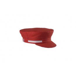 Women's Acidule Mar Linen Cap - MTM