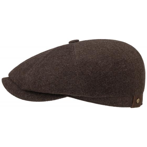 Casquette hatteras Marron Stetson
