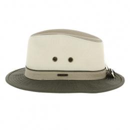 copy of Salford Traveller Hat Olive Cotton - Hatland