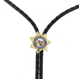 Bolo Tie Peace Officer