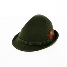 Tyrolean hat khaki Le Chapra