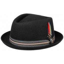 Chapeau trilby Le Falio Noir