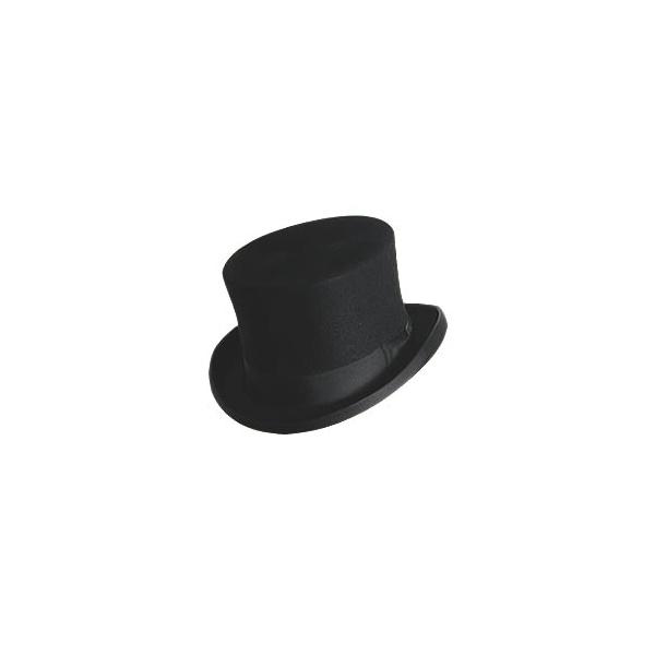 Chapeau haut de forme 12cm