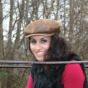 Sara cap in traclet leather
