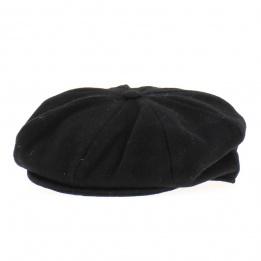 Casquette irlandaise noir