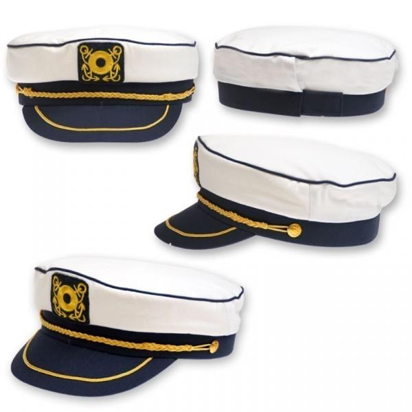 Casquette marin capitaine