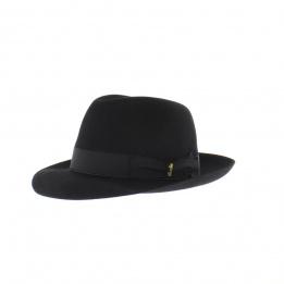 Chapeau homme Borsalino noir