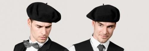 men's beret